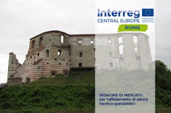 Progetto RUINS – Interreg Central Europe. Indagine di mercato