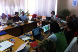 ShapeTourism final meeting in Faro