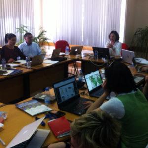 ShapeTourism final meeting in Faro